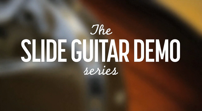 Slide Guitar Demo Series- Dobro Demos By Mike Witcher